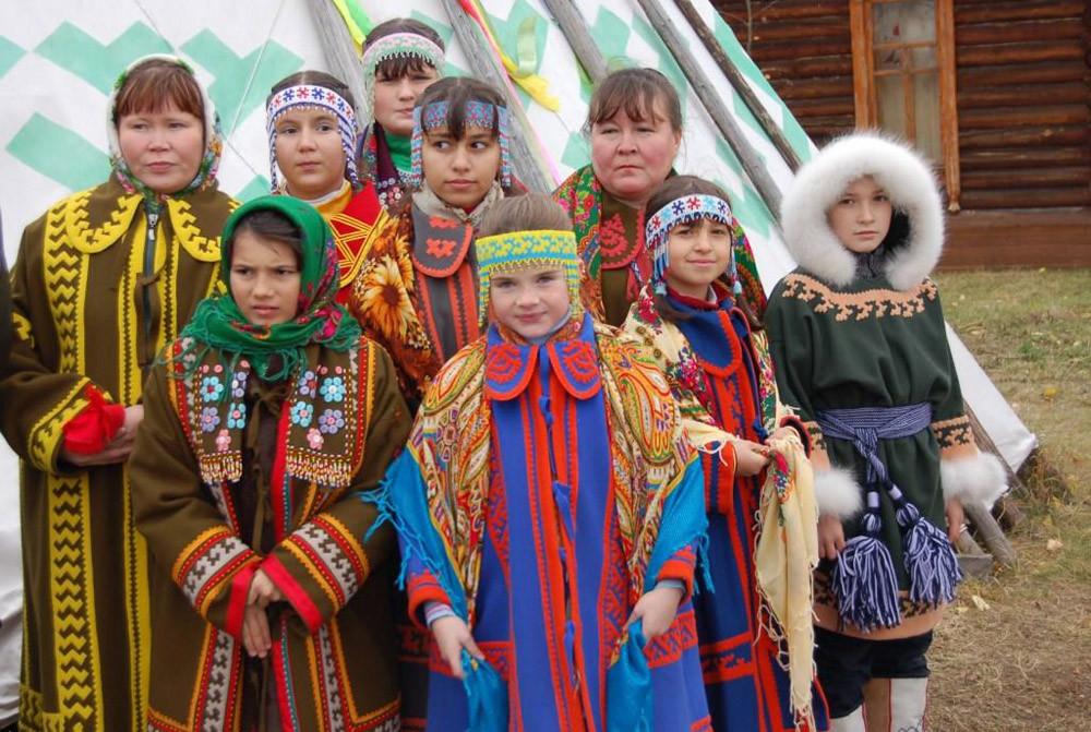 Сценарий ко дню коренных народов