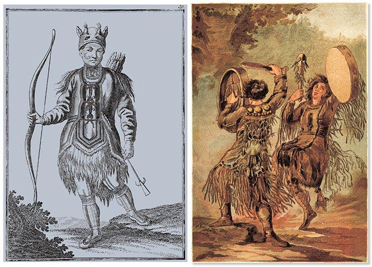 Тунгус и шаман